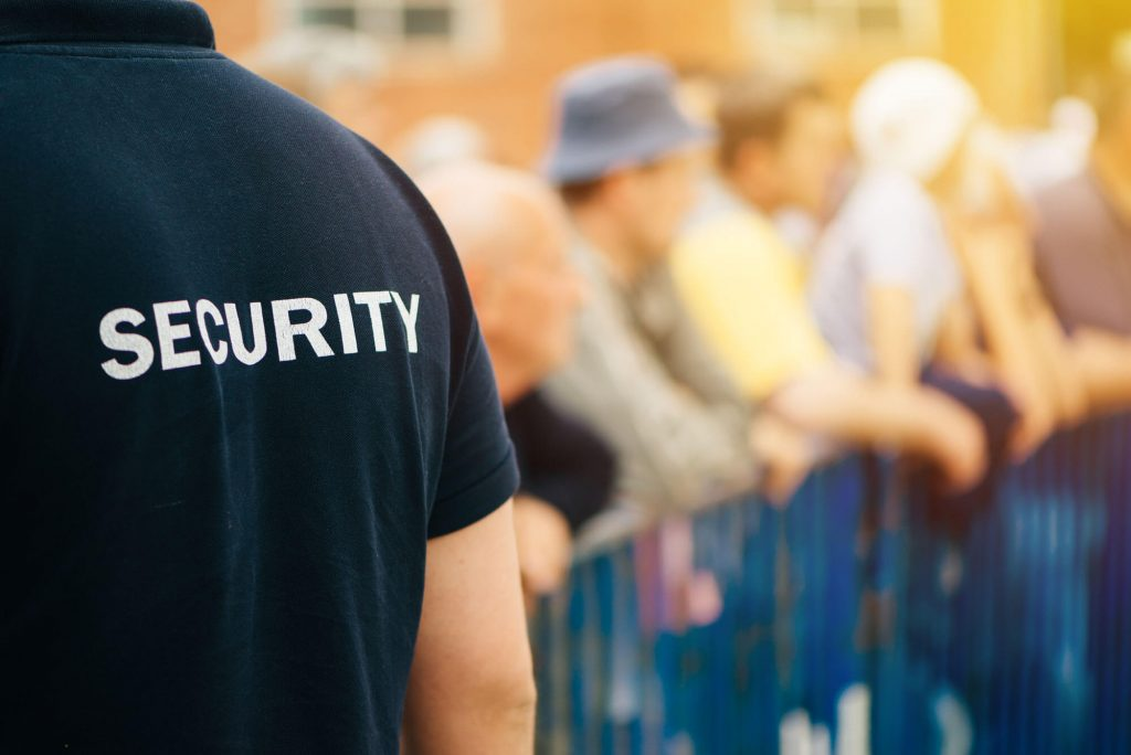 Karriere Job Sicherheitsdienst Cesiun